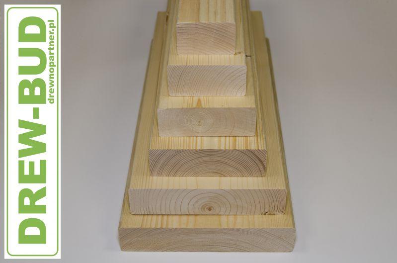 Drewno konstrukcyjne -